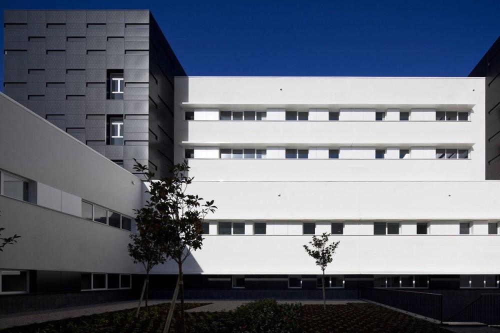 Hospital Beatriz Angelo / Saraiva & Associados, © FG+SG – Fernando Guerra, Sergio Guerra