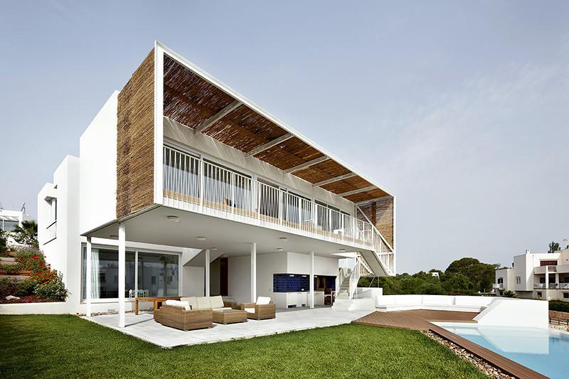 Cala D'or House / Flexo Arquitectura, © José Hevia