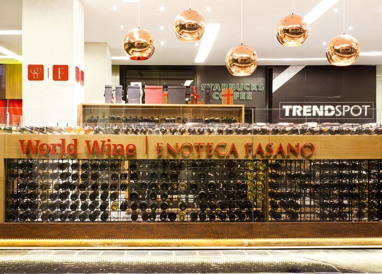 Enoteca World Wine Fasano / a:m studio de arquitetura, © Maíra Acayaba