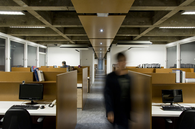 Nova Sede do Escritório Cesnik, Quintino e Salinas / NN Arquitetos Associados, © Norio Ito