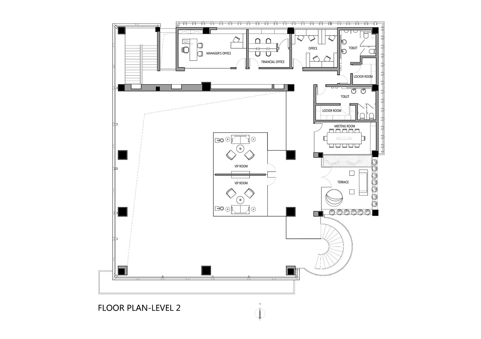 Yuguandi   Sales Pavilion U0026 Gallery,Plan 02  Plan Sales