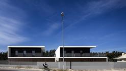 Casas em Setúbal / OW arquitectos