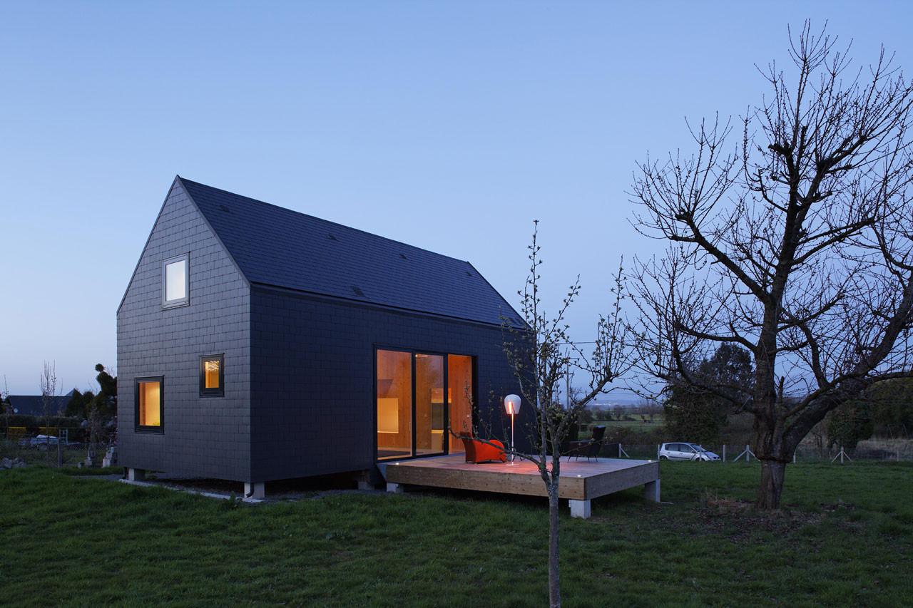 G house / Lode Architecture, © Daniel Moulinet