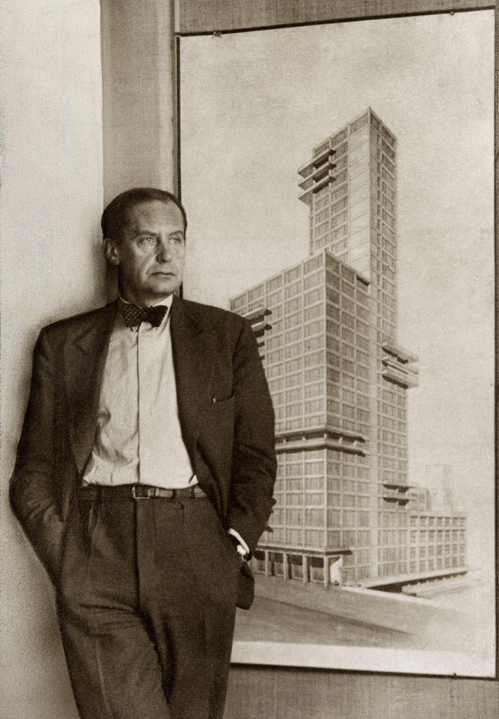 En perspectiva: Walter Gropius