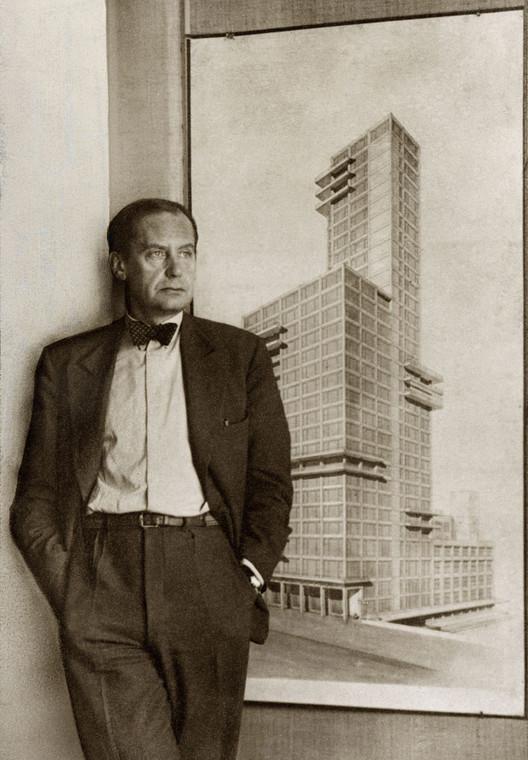 En perspectiva: Walter Gropius, Cortesía de danishteakclassics.com