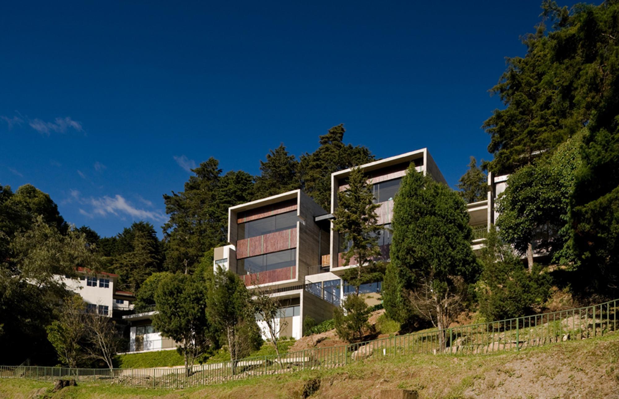 Metropolitan School Extension / Paz Arquitectura, © Andres Asturias