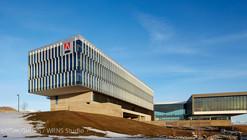 Novo Campus Adove em Lehi City / WRNS Studio