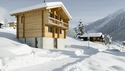 House in Reckingen / Roman Hutter Architektur