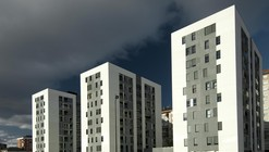 108 VPO Dwellings in Borinbizkara / Patxi Cortazar