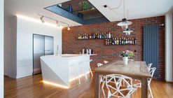 Cornlofts Triplex Reconstruction / B² Architecture