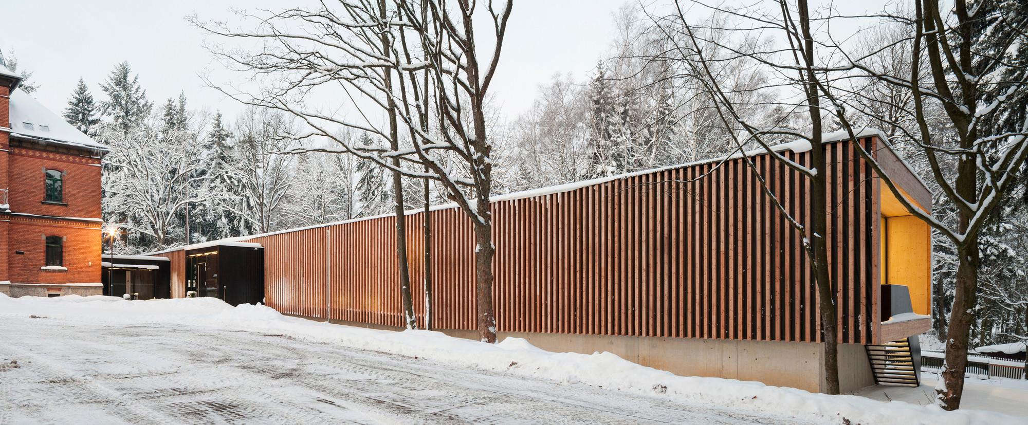 Community Centre / Beer Architektur Städtebau, © Fernando Alda