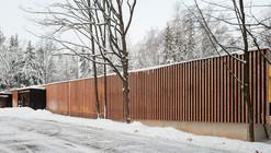 Community Centre / Beer Architektur Städtebau