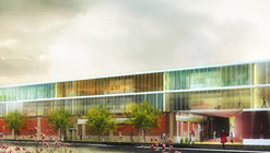 Live-Make Industrial Arts Center Competition Entry / Stefano Corbo Studio