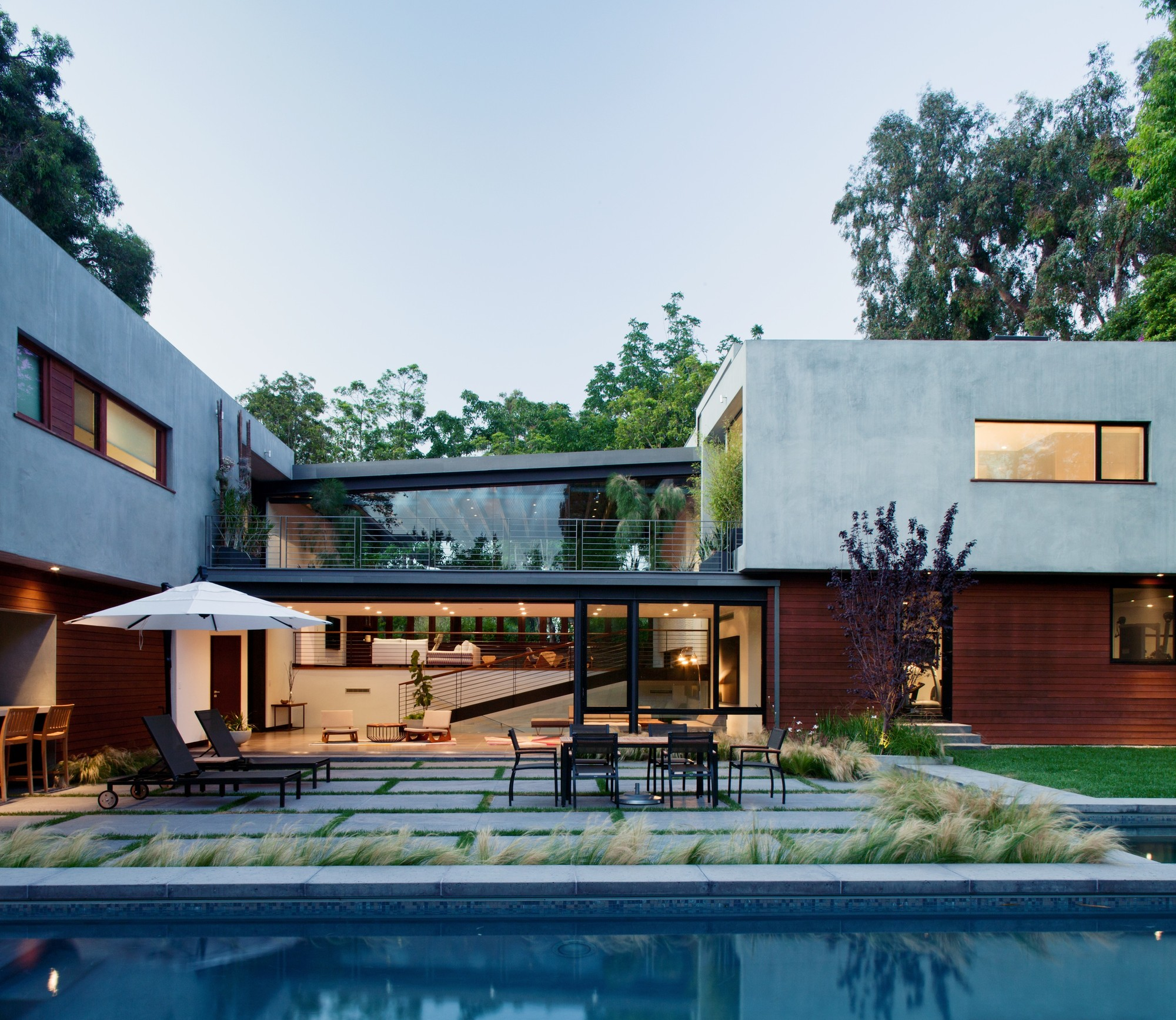 San Lorenzo Residence / Mike Jacobs Architecture, © Michael Wells