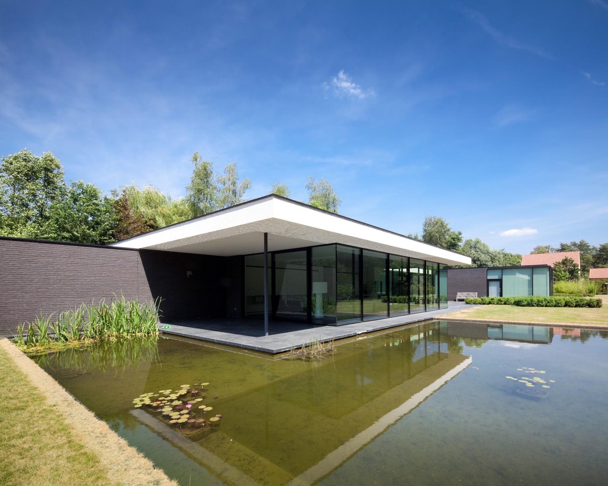 House Faes / HVH Architecten, © Tim Van De Velde