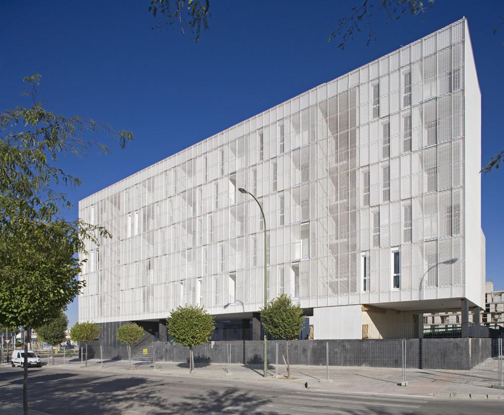 102 viviendas en carabanchel dosmasunoarquitectos - Arquitectos madrid 2 0 ...