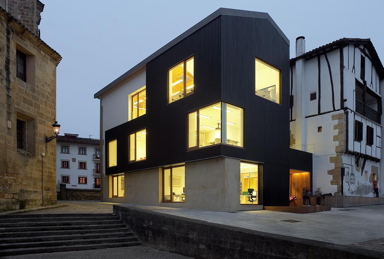 Casa Potxonea / OS3 arkitektura, © Jorge Allende