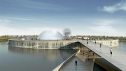 Museu de Ciência e Tecnologia em Pequim / BL/KLM Architects + BIAD