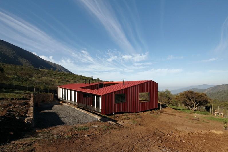 Casa WA / MAPA, © Cristóbal Palma