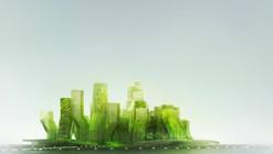 Ciudad flotante que transforma, a través de algas, CO2 en biodiesel / X-TU Architects