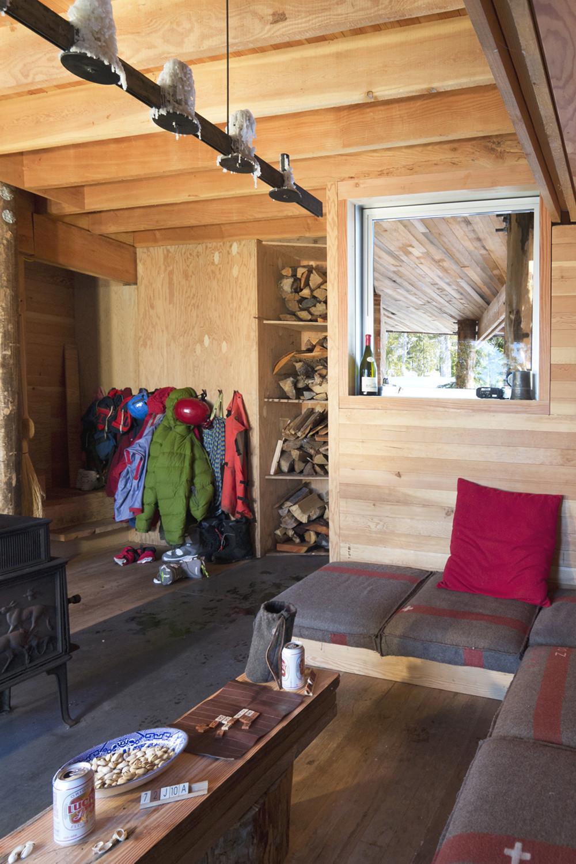 Gallery of alpine cabin scott scott architects 12 for Scott and scott architects