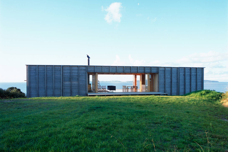 Coromandel Bach / Crosson Clarke Carnachan Architects, Cortesía de Crosson Clarke Carnachan Architects