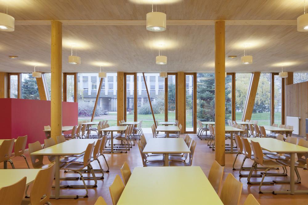 galeria de groupe scolaire pasteur r2k architectes 7. Black Bedroom Furniture Sets. Home Design Ideas