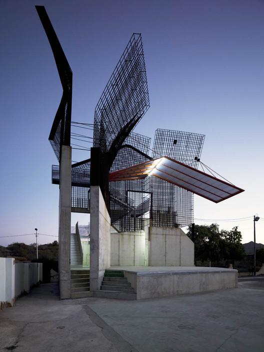 Conjunto Escénico / Martín Lejarraga Oficina de Arquitectura, © David Frutos