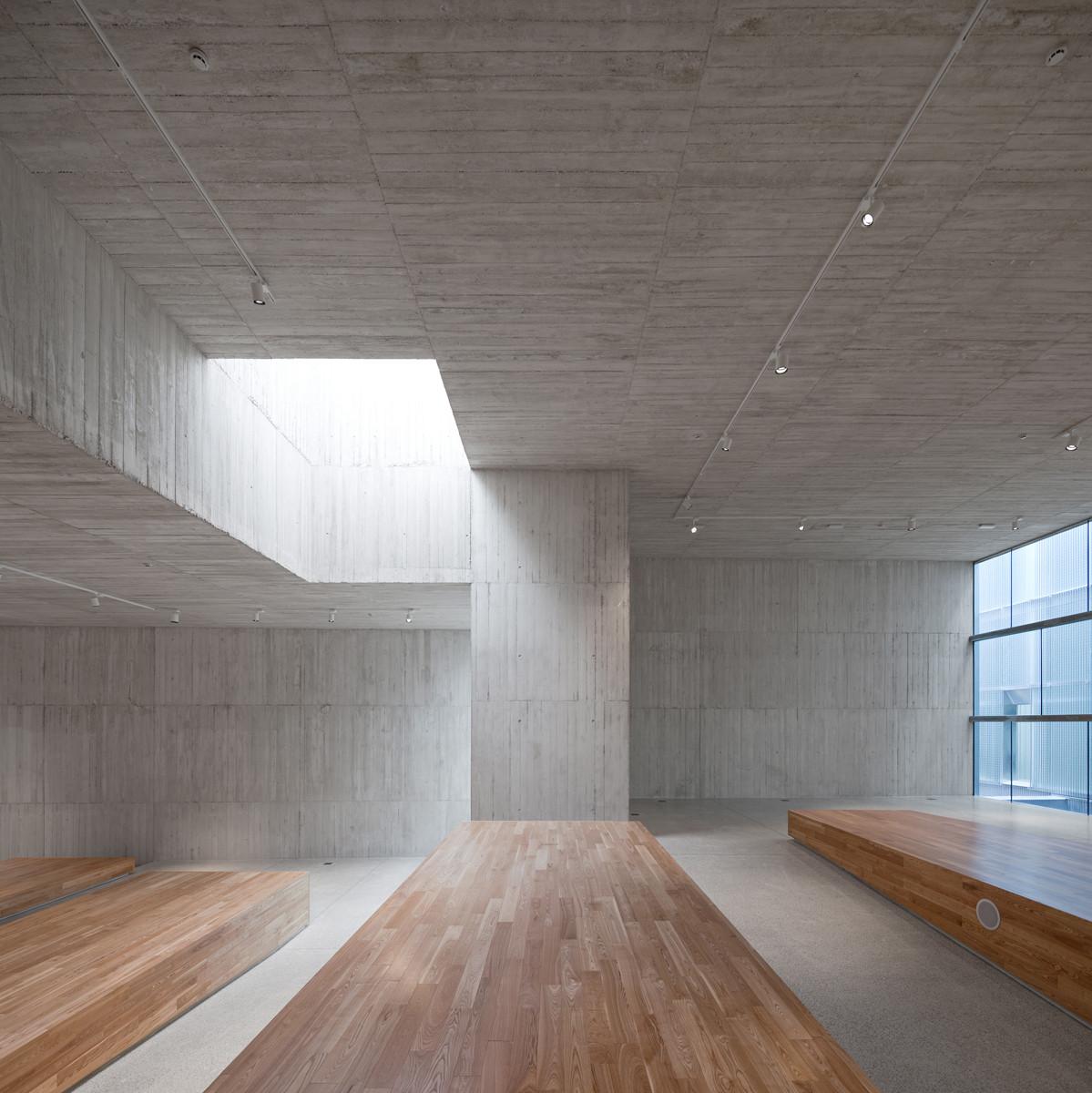Museo de Semana Santa / EXIT Architects, © FG + SG – Fernando Guerra, Sergio Guerra