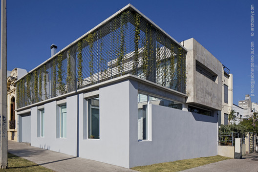 Casa Ibiray / Oreggioni Prieto, © Leonardo Finotti