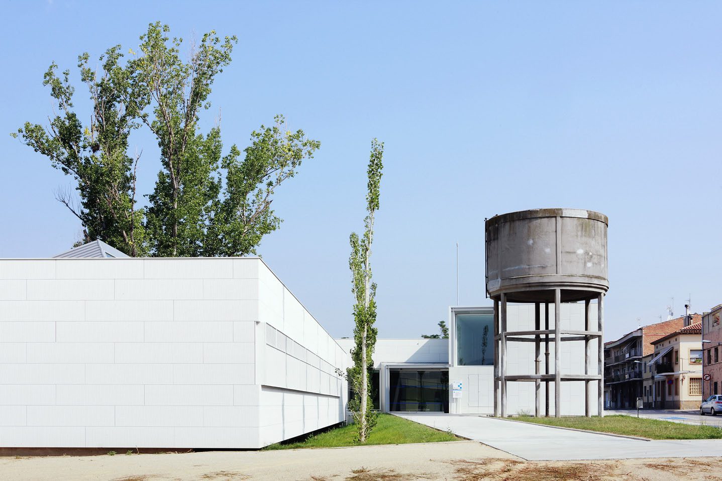 Primary Care Center / 05 AM Arquitectura, © José Hevia