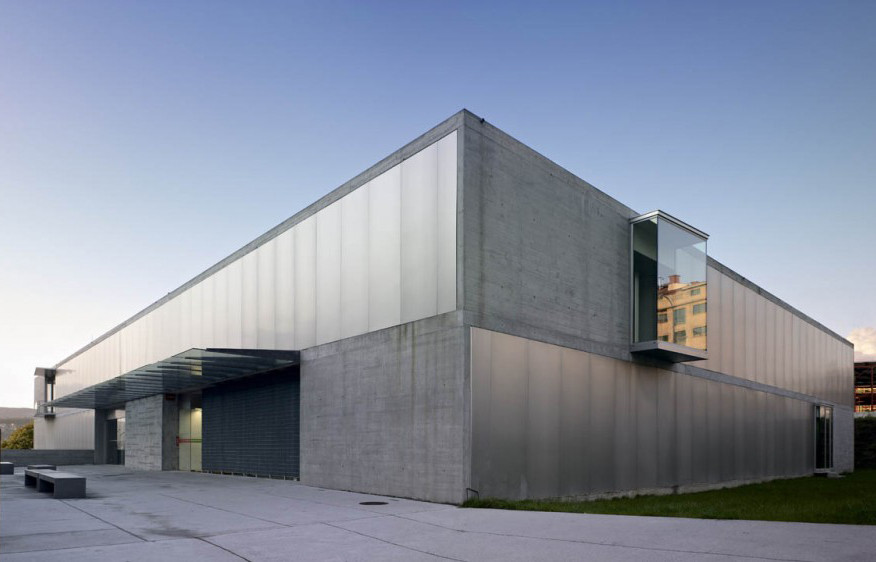 Centro de Salud en A Parda / Vier Arquitectos, © Héctor Fernández Santos-Díez