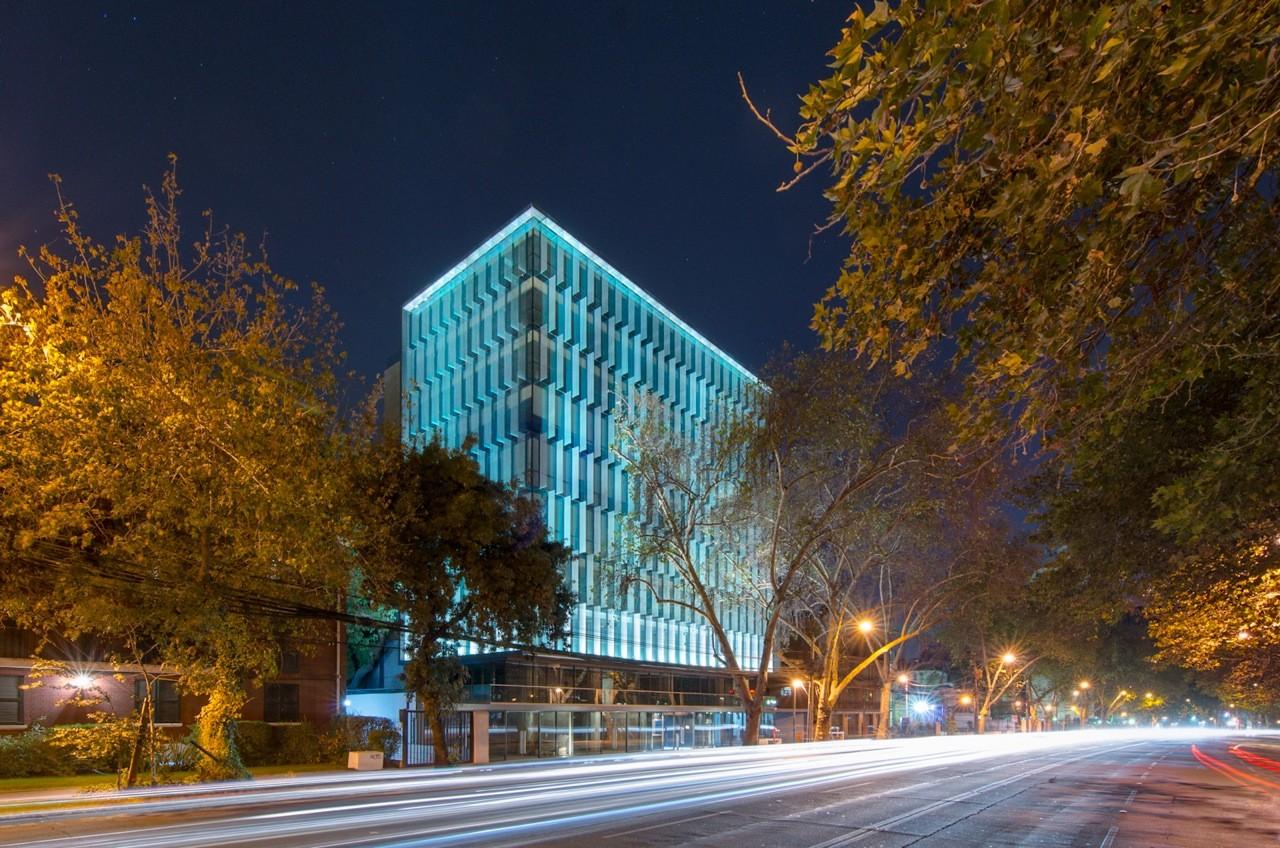Edificio OMBU / MAS FERNANDEZ, © Felipe Fontecilla
