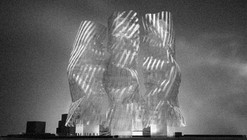 'Frank Gehry At Work' Exhibition