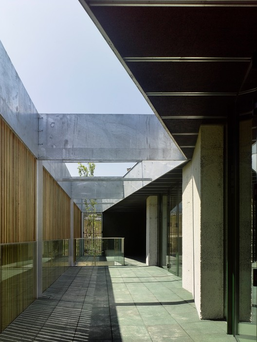 Escuela infantil abalo alonso arquitectos plataforma arquitectura - Arquitectos ourense ...
