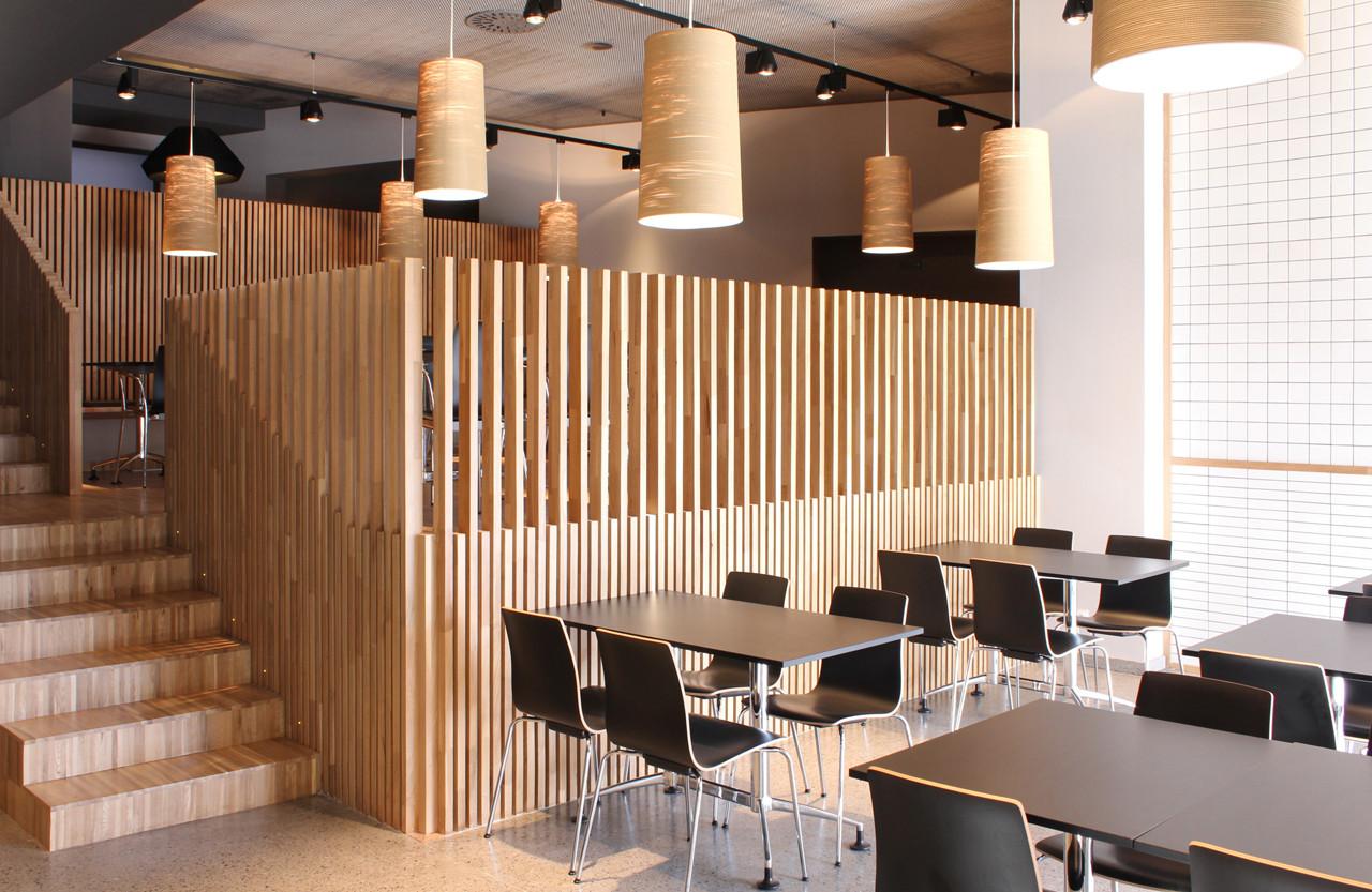 Restaurant gallastegi pauzarq plataforma arquitectura for Restaurante arquitectura