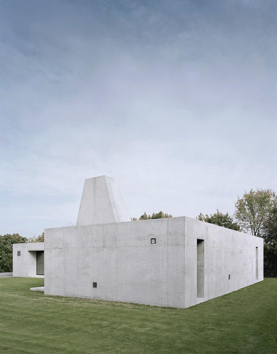 Casa Werner / Berger Röcker Architekten