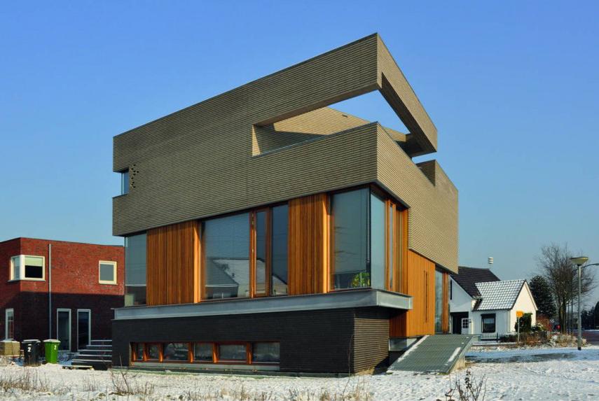 Vista Dividida / U Architects, © Daan Dijkmeijer