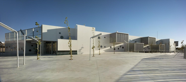 Nuestra se ora del rosario public school mart n for Arquitectura rosario