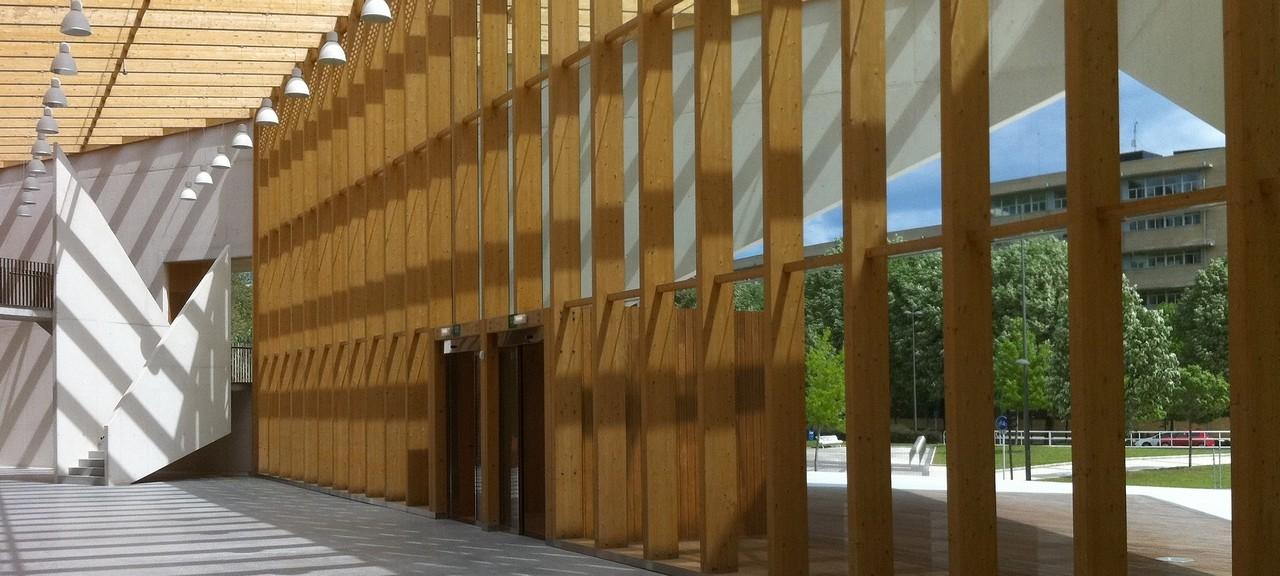 Carlos santa mar a center jaam sociedad de arquitectura - Agg arquitectura ...