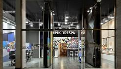 Trespa Design Centre / Studio Schoot Signing Projects + Grupo Habitante