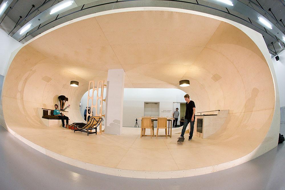 Casa PAS / Francois Perrin + Gil Le bon Delapointe
