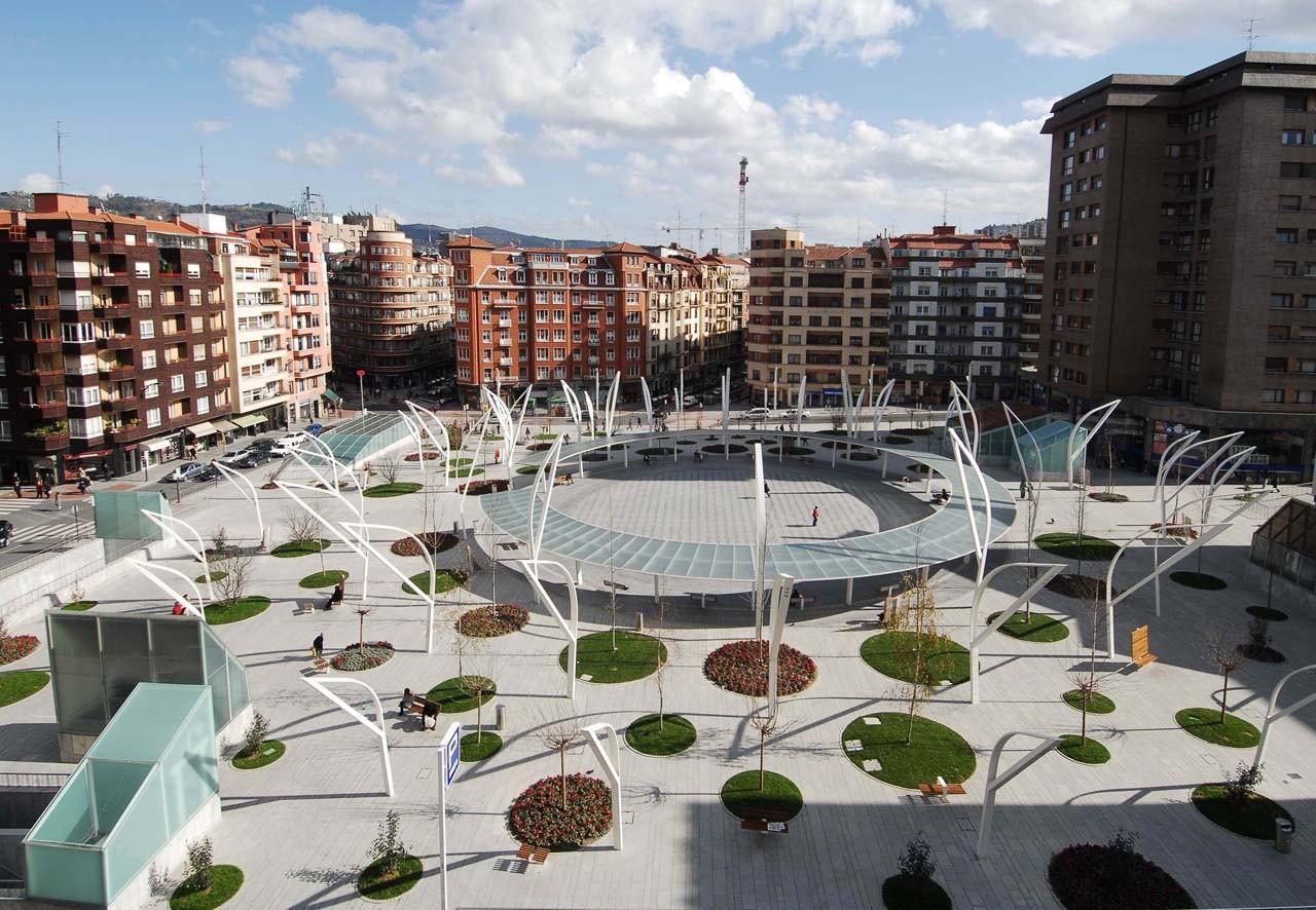 Indautxu square jaam sociedad de arquitectura archdaily for Arquitectura definicion