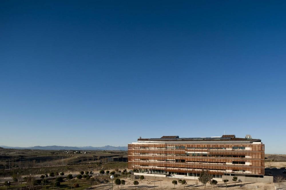 Galer a de oficinas idom de madrid acxt arquitectos 6 - Arquitectos madrid 2 0 ...
