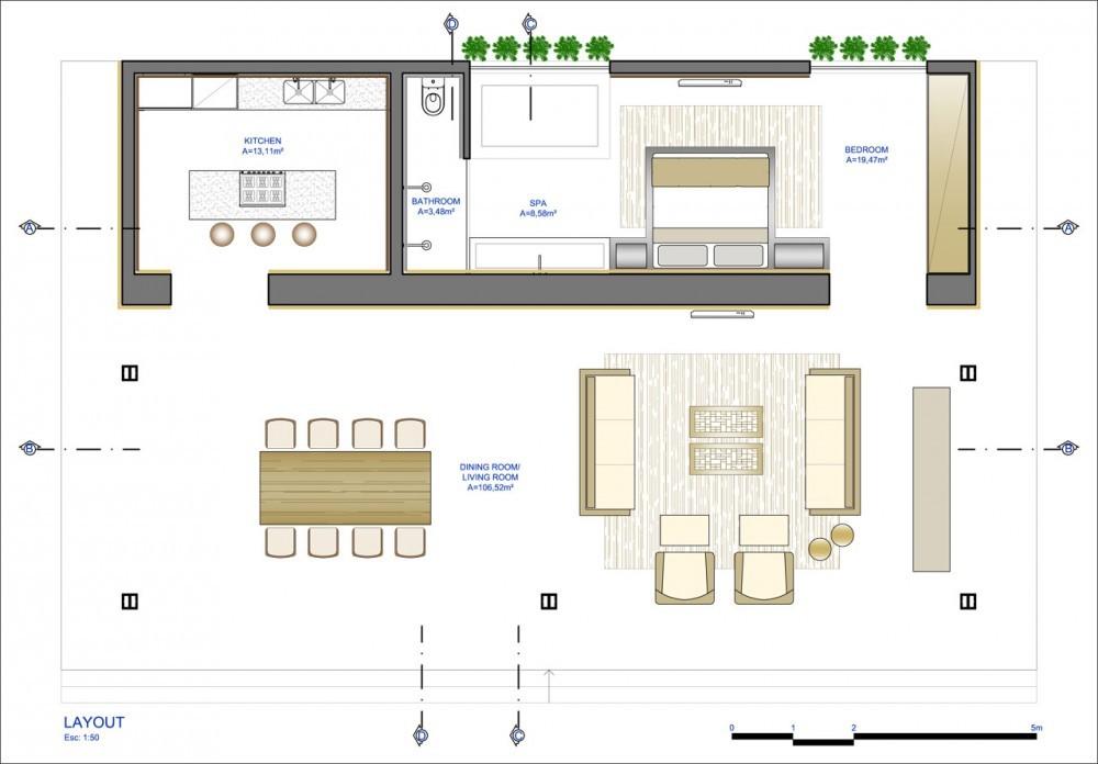 Loft bauhaus ana paula barros plataforma arquitectura for Estudio de arquitectura en ingles