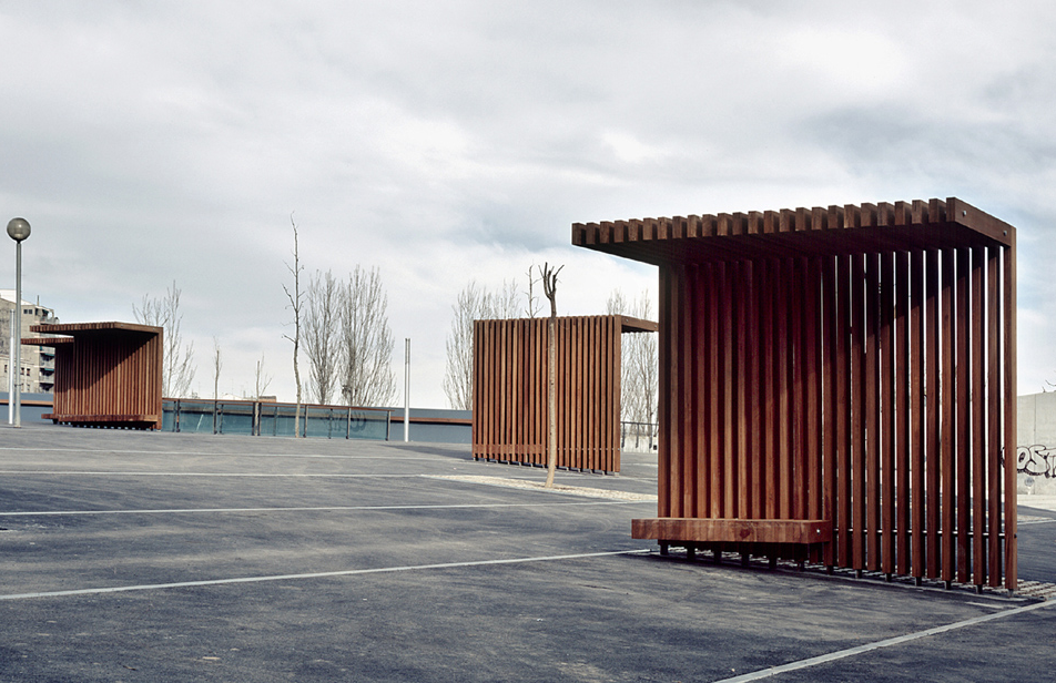 Pasarela Peatonal sobre el río Segre, Lleida / Ravetllat Ribas Arquitectos