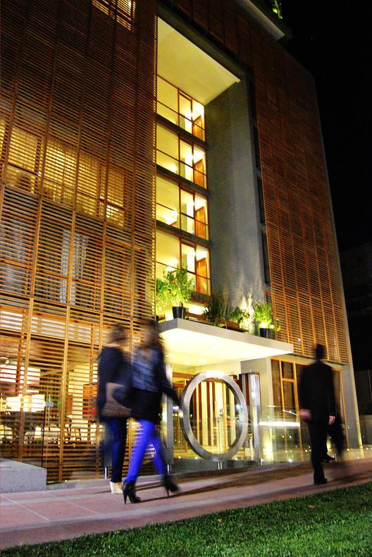 Hotel noi jorge figueroa asociados arquitectos for Arquitectura de hoteles