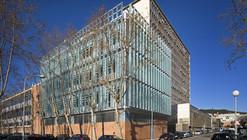 Edificio Departamental C´. ETSEIB / Ravetllat Ribas Arquitectos