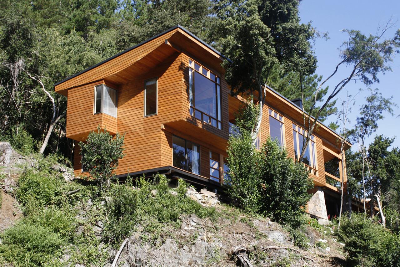 Casa en la roca iv n daiber archdaily colombia for Arquitectura que se estudia