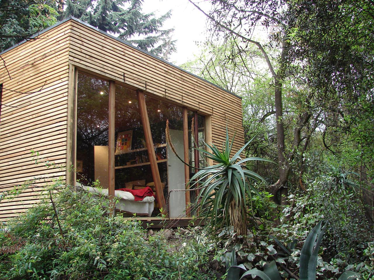 La Nave Anacoreta / parra+edwards arquitectos